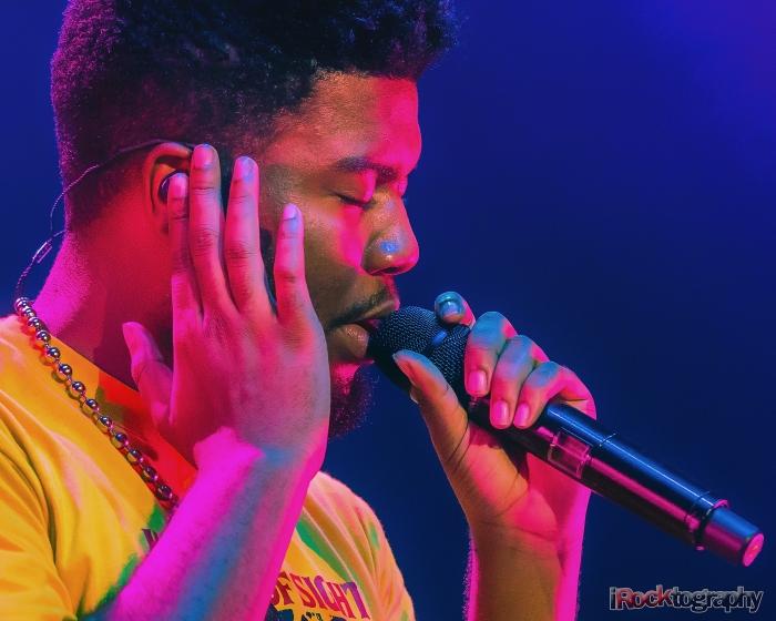 Khalid - American Teen Asia Tour - Manila